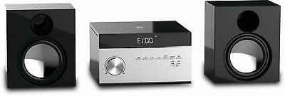 hc225b stereo home music system with cd