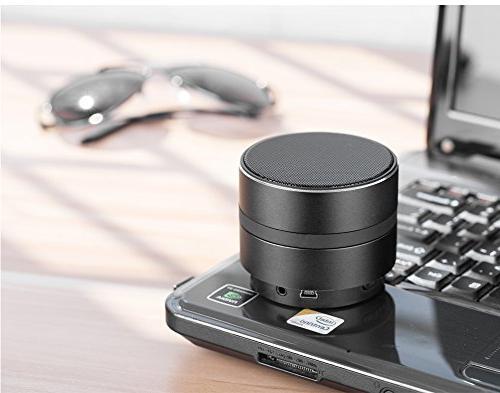 Hidden Camera Music WiFi 4KMini Rotate Detection and Alarm Home Security