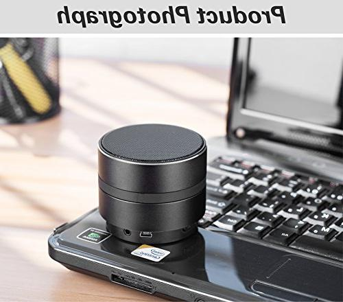 Hidden Speaker Spy Camera Music WiFi Cam Stereo Speaker Wireless Nanny Rotate Motion Record and Alarm Home Security