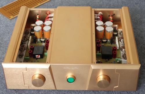 HiFi Stereo Desktop Amp