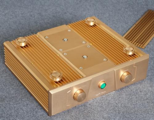 HiFi 300W Power Amplifier Stereo Desktop Audio Amp