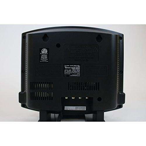 GPX HM3817DTBK System with and AM/FM