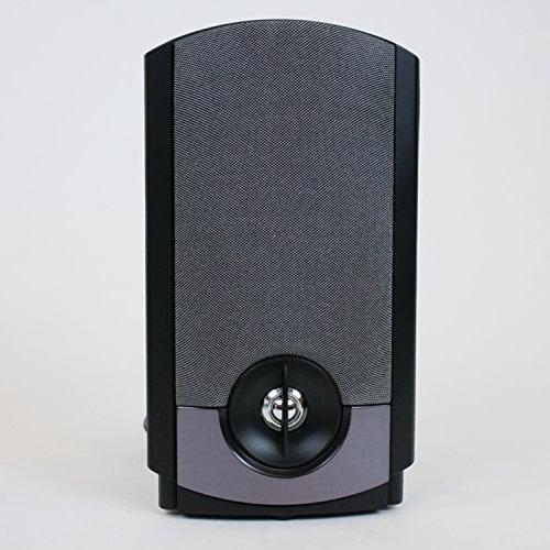 GPX HM3817DTBK Music System Remote AM/FM Radio