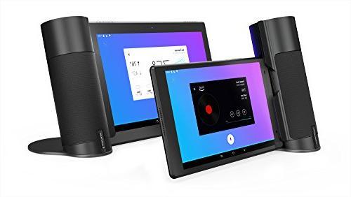 Alexa-Powered Assistant Speaker for Lenovo Only ,