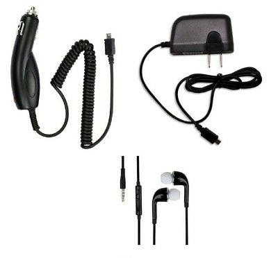 home car charger stereo headset for lg