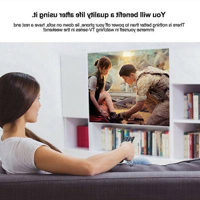 Home Household Theater Pocket TV Projector Digital Mini
