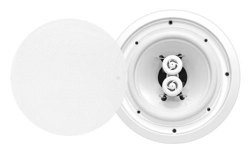 """5.25"""" Wall Mount Speakers 2-Way Weatherproof Full System Design w/65Hz-22kHz Frequency Response Peak for"""