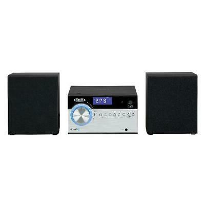 Home Stereo System Bluetooth Wireless Music Digital AM/FM Ra