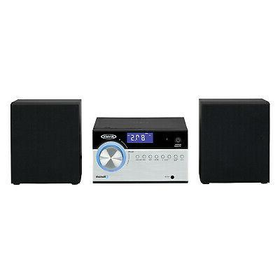 Home Stereo System Bluetooth CD Player
