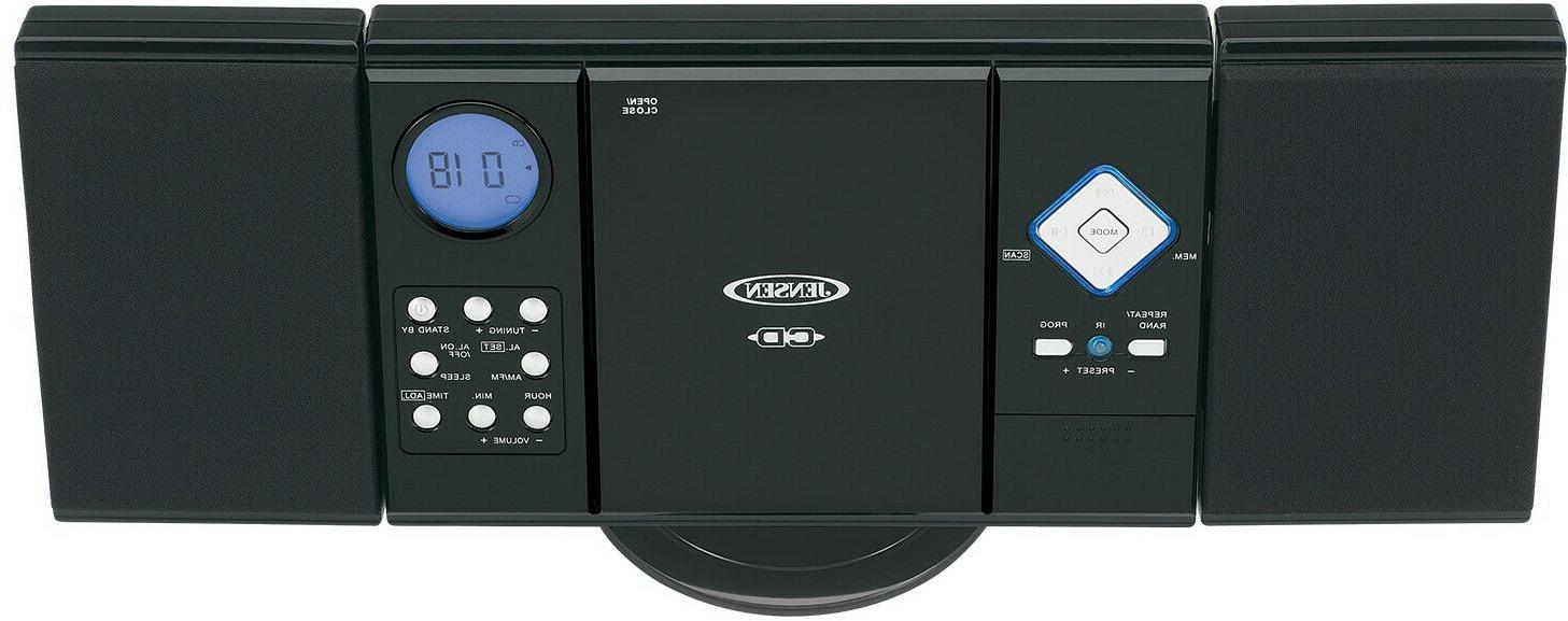 Home Stereo Mountable With Radio