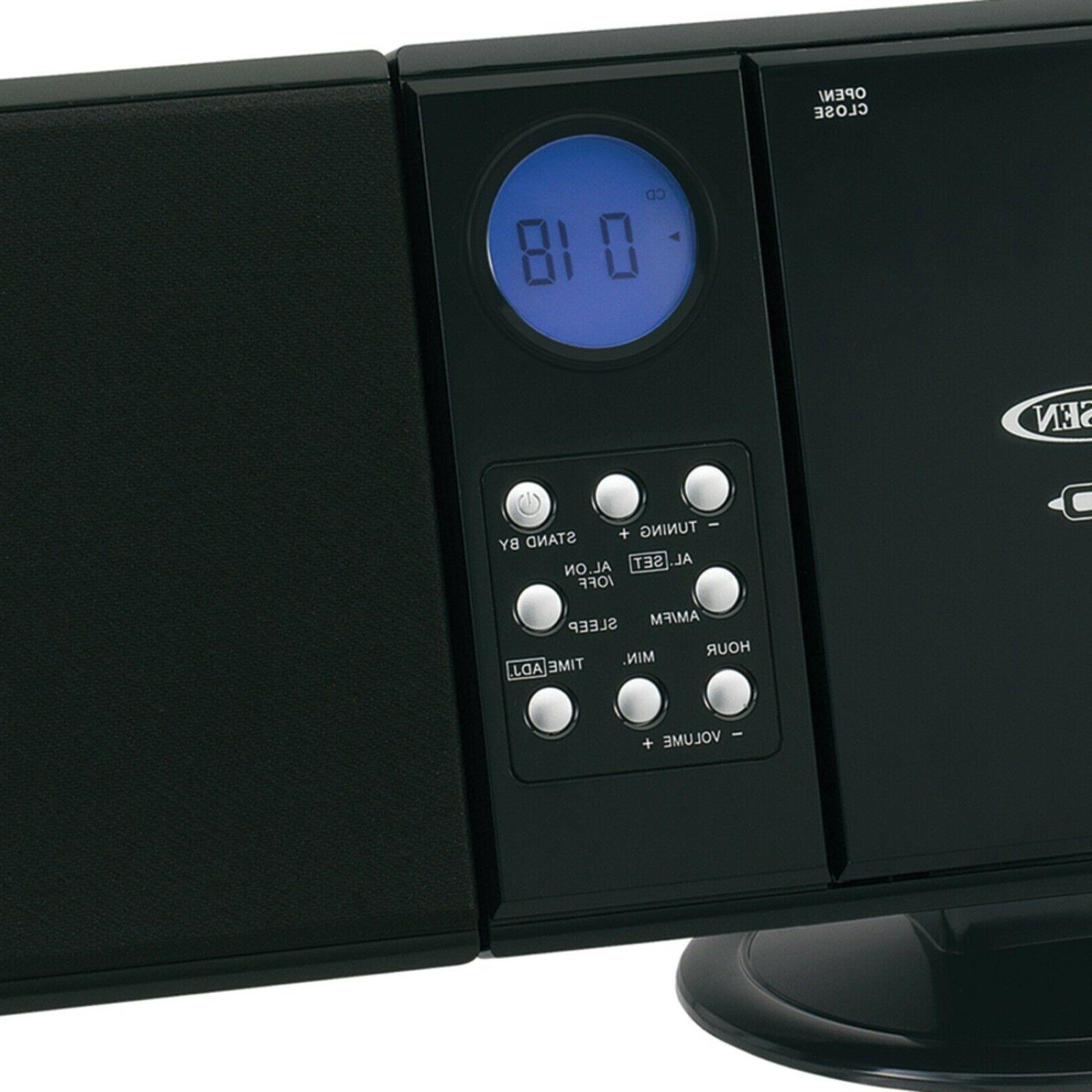 Home Stereo Mountable With