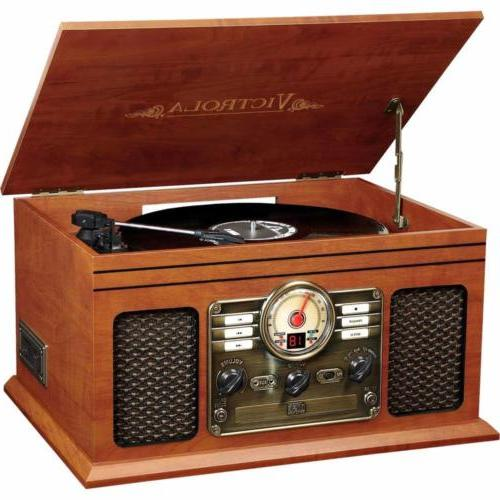 Home With Turntable Bluetooth & Kingston USB Drive