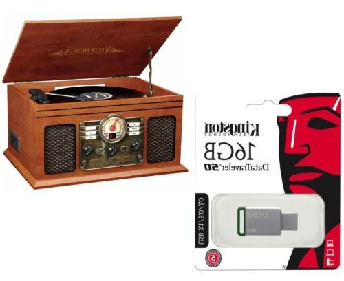 home stereo system with turntable bluetooth