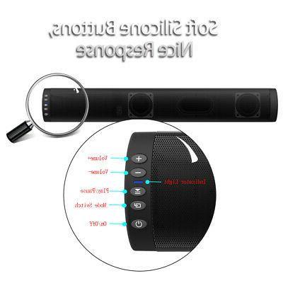 Home Soundbar Sound Speaker Subwoofer