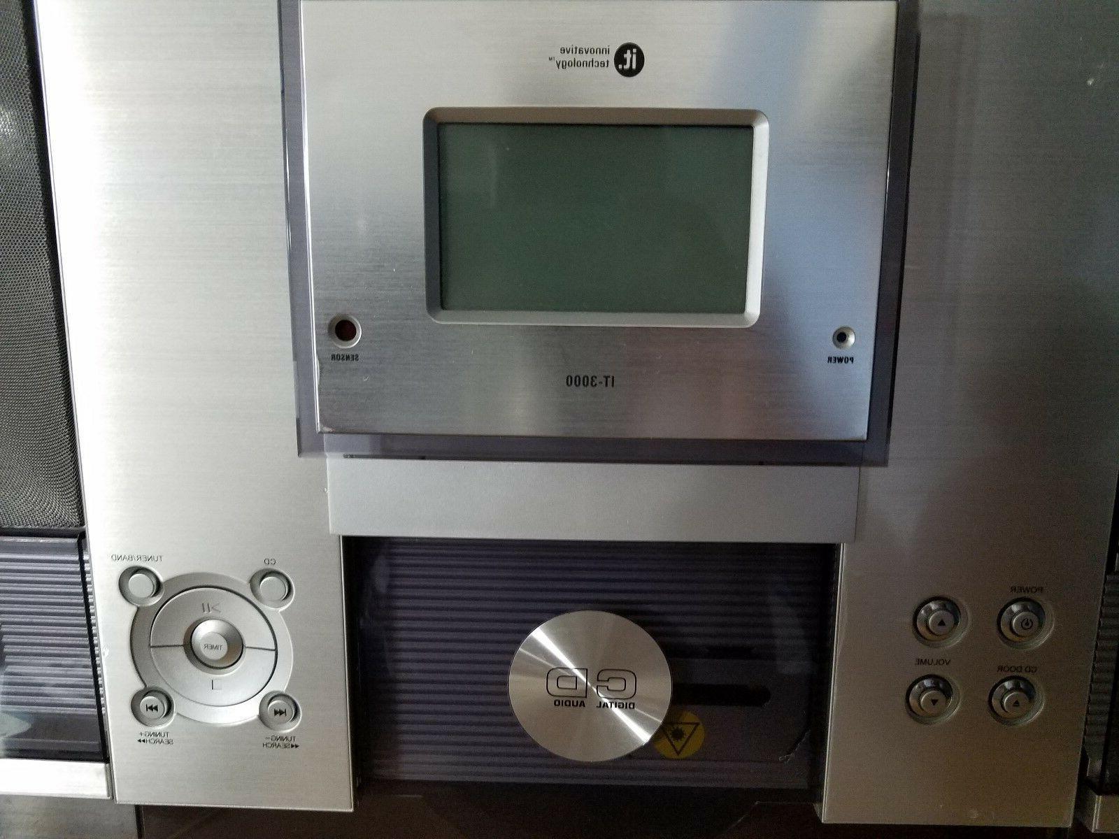 IT Home Speaker IT-3000 CD FM