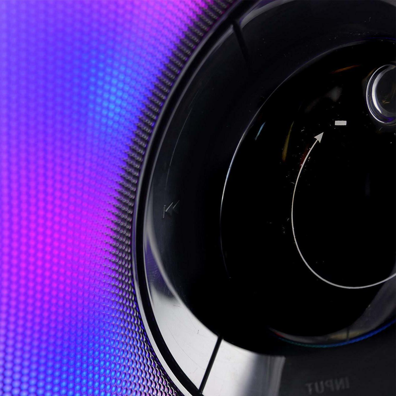 BeFree SOUND LED 2.1 CH HOME STEREO USB FM RADIO