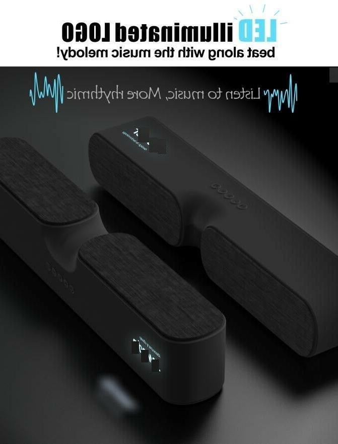 Bluetooth Speaker Outdoor Sound Bar Home