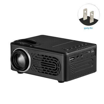 HD Projector Beamer Speakers Lightweight