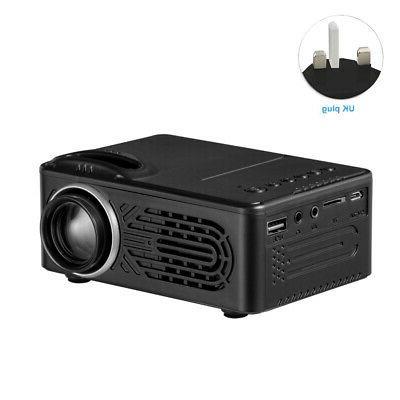 Led HD Projector Mini Beamer Lightweight
