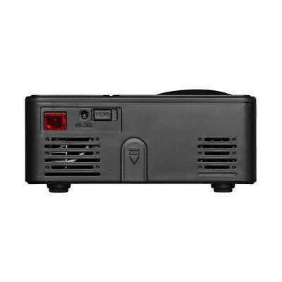 Led Stereo HD Home Beamer Speakers