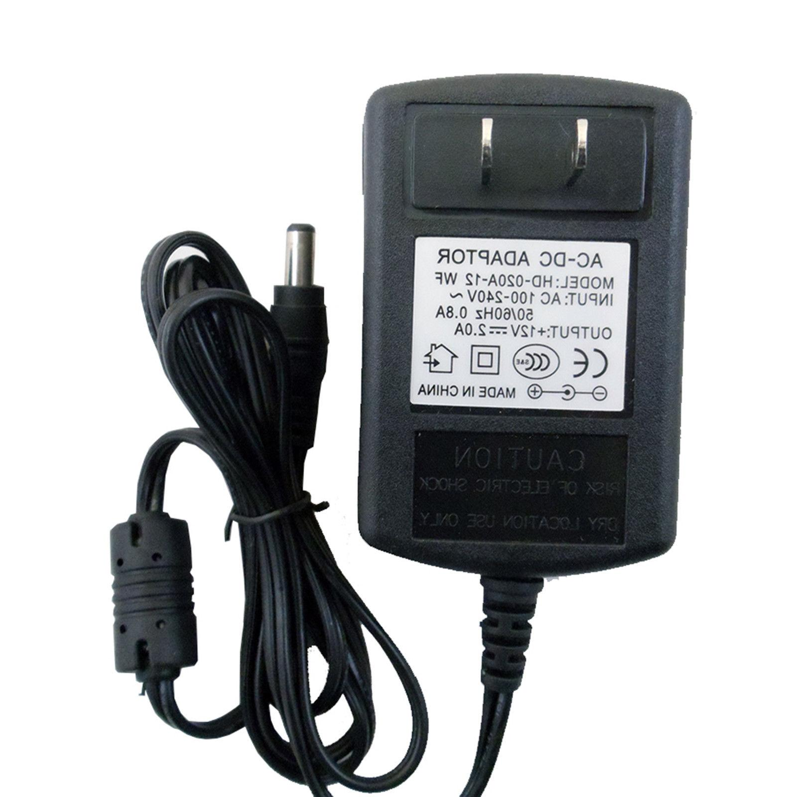Lvpin Amplifier Amp Stereo Audio 12V & Adapter