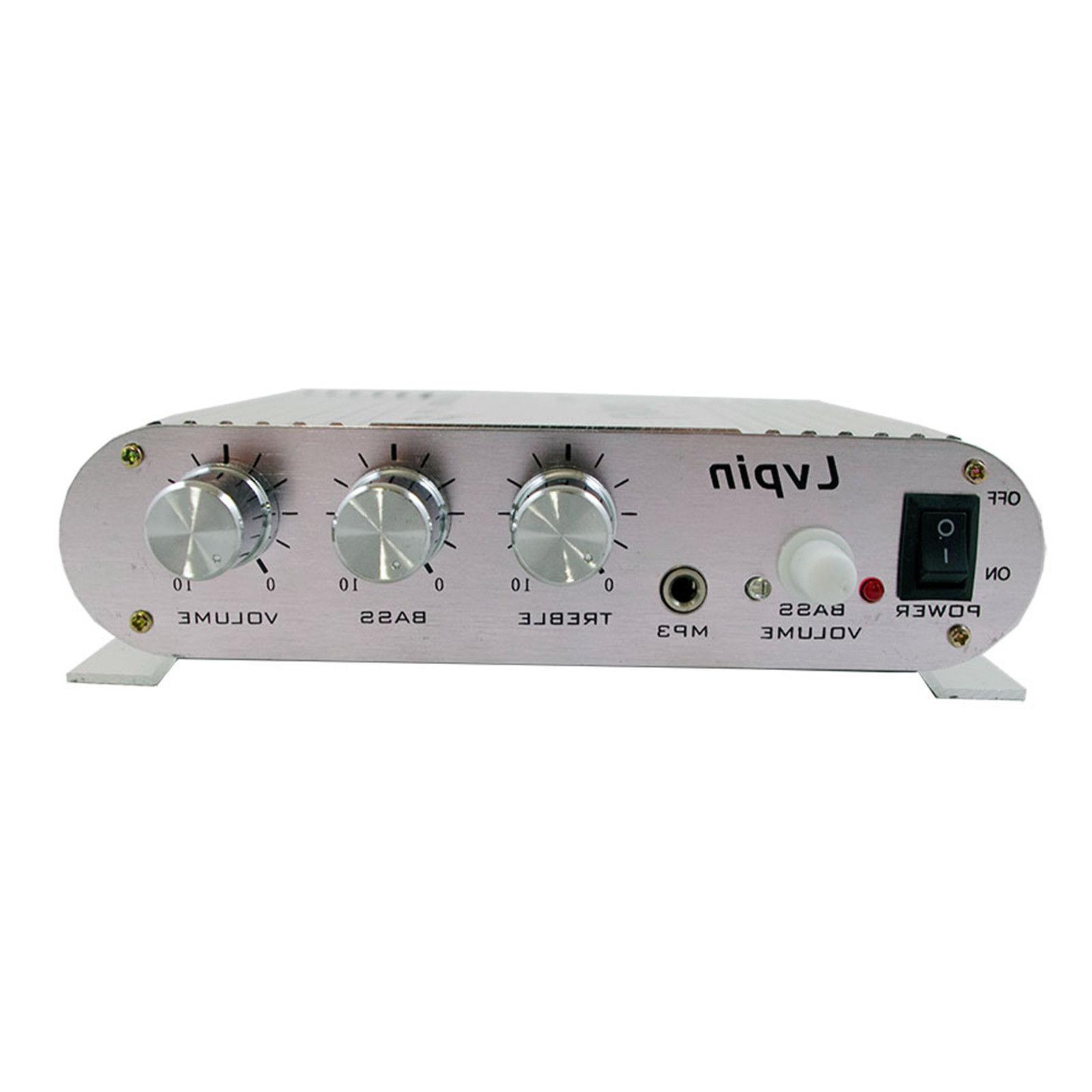 Lvpin 2.1 Amplifier Stereo & AC