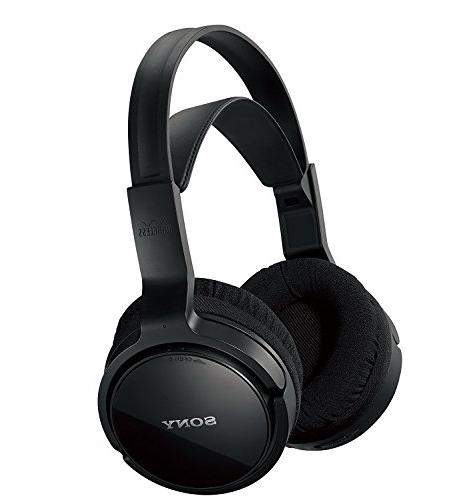 mdr rf912rk wireless rf headphones