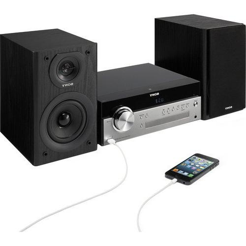 Sony Bluetooth Hi-Fi Audio Sound System with Player Plus Aux