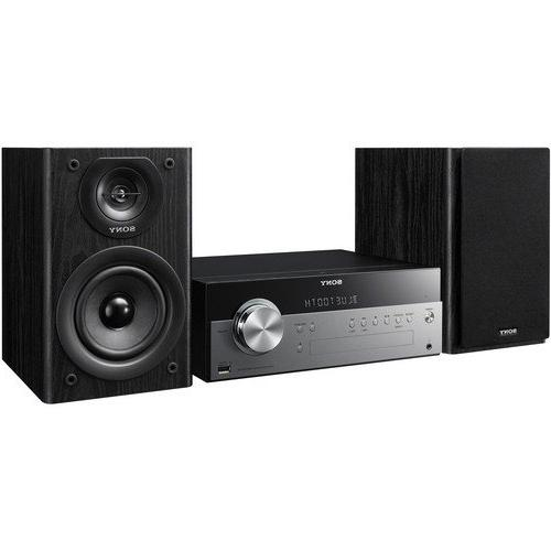 Sony Bluetooth Hi-Fi Home Audio Stereo Sound System with Sin