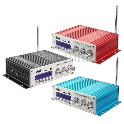 Digital Mini Stereo Audio AMP For Car Home Player