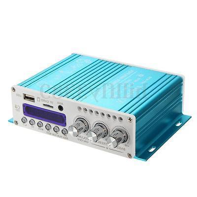 Digital Mini Stereo AMP For Car Home Player