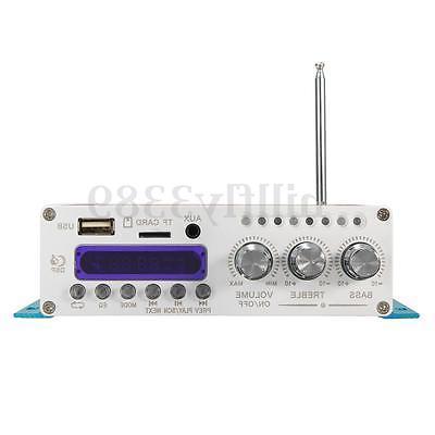 Digital Mini HiFi Stereo Amplifier Player