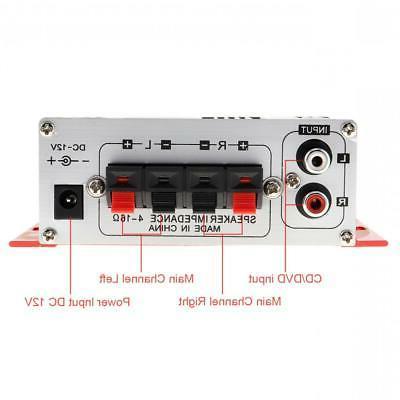 Mini Amplifier For Home 12V