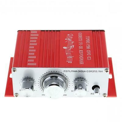 Mini Stereo Audio Amplifier For Home