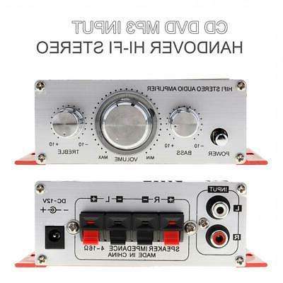 mini hi fi stereo audio amplifier amp