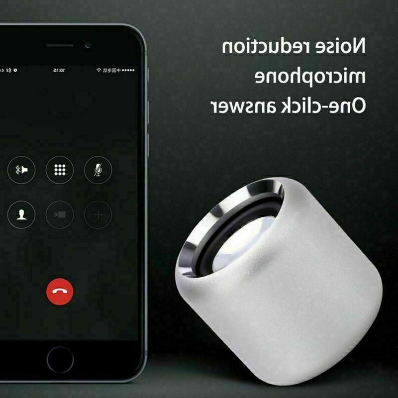 Mini Portable True Wireless Dock Sound Bass