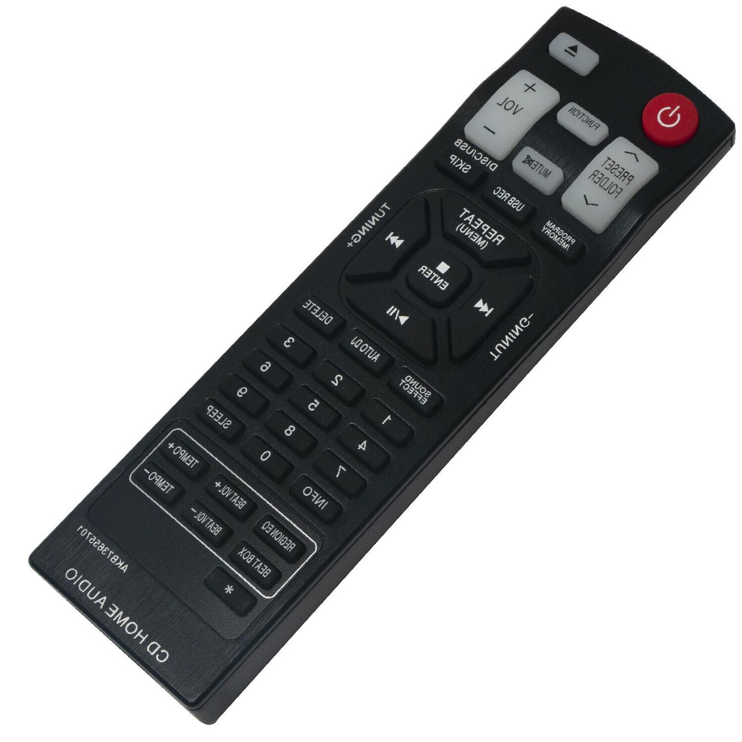New AKB73655701 for LG Audio Stereo System