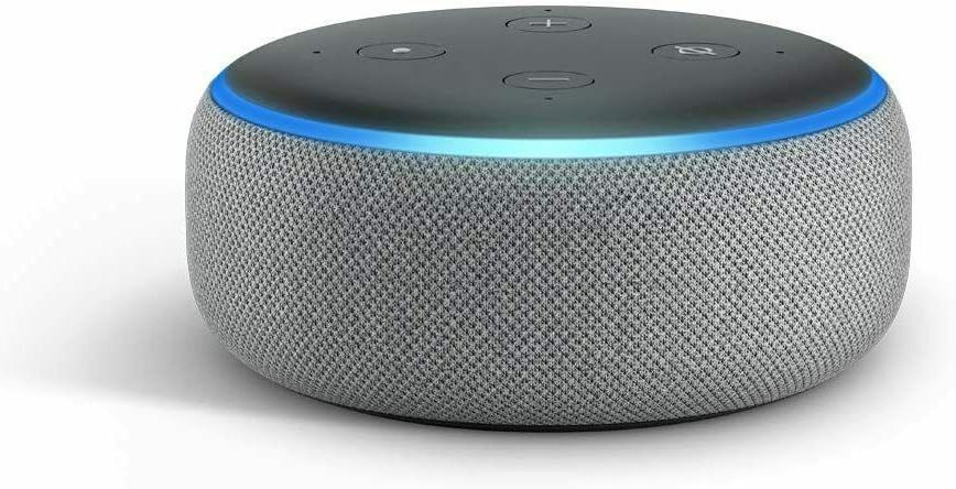 NEW Amazon Echo Dot 3rd Generation Smart Speaker with Alexa