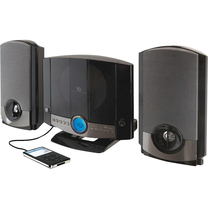 new home music system stereo speakers wired
