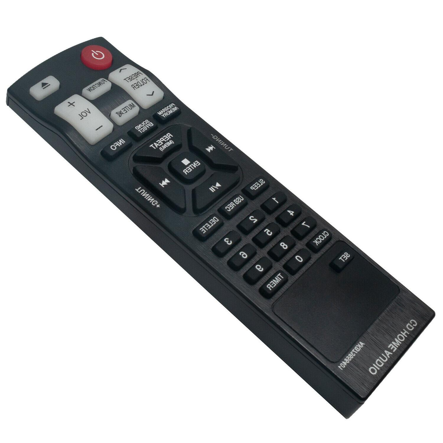 new remote akb73656401 replace fit for lg