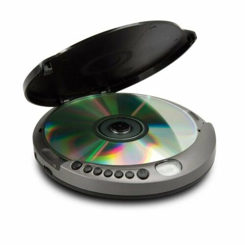 GPX PC807B Personal MP3/CD Protection Stereo