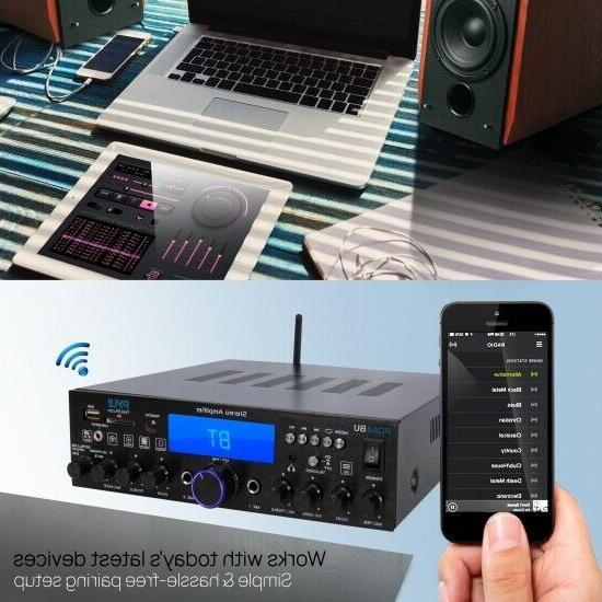 Pyle Home Stereo Watt Powe