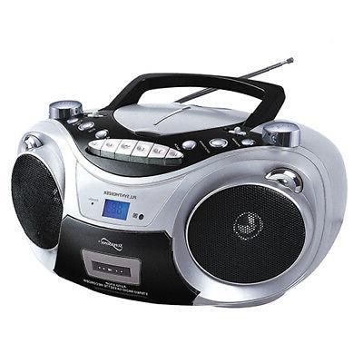 portable bluetooth audio system cd