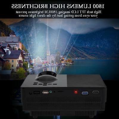 Portable HD HDMI Home Theater Screen