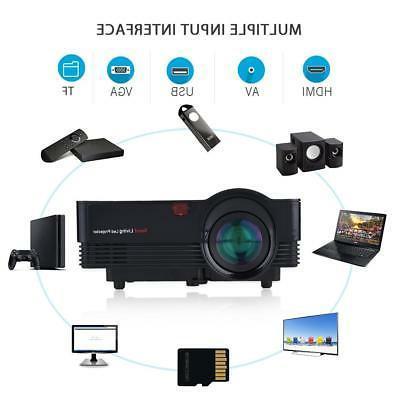 Portable HDMI Home Screen Video