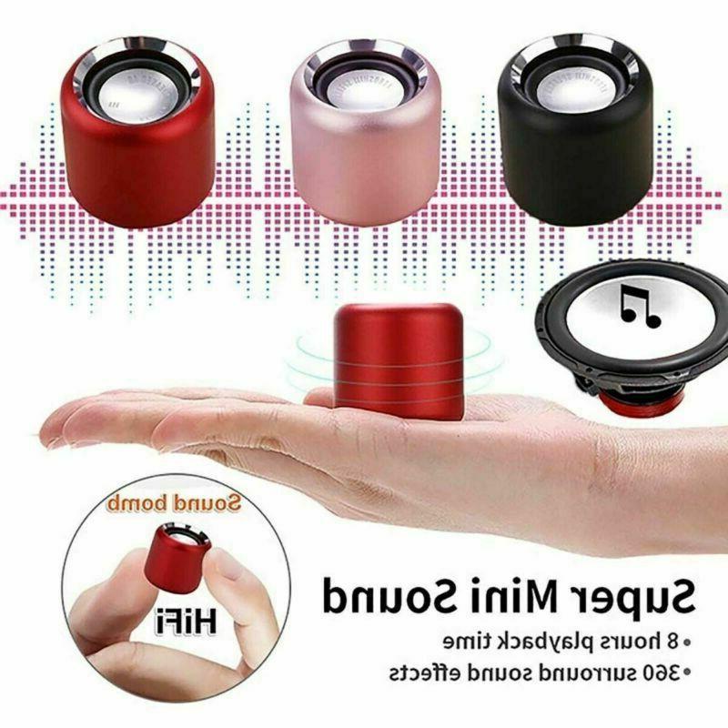 mini portable true wireless bluetooth speakers home