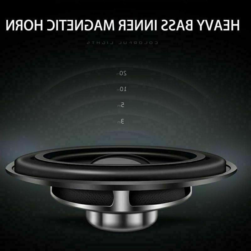 Portable True Bluetooth Dock Stereo Sound