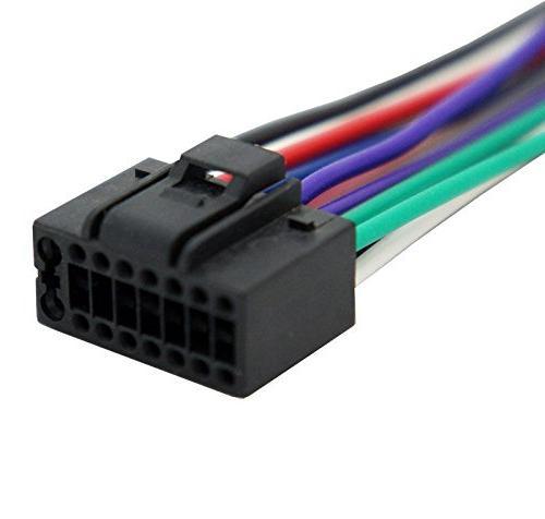 powergear stereo radio receiver wire