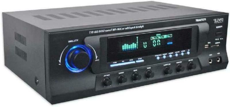 pt272aubt 300 watt stereo amplifier receiver usb