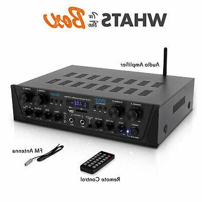 Pyle PTA44BT Audio 500 Channel